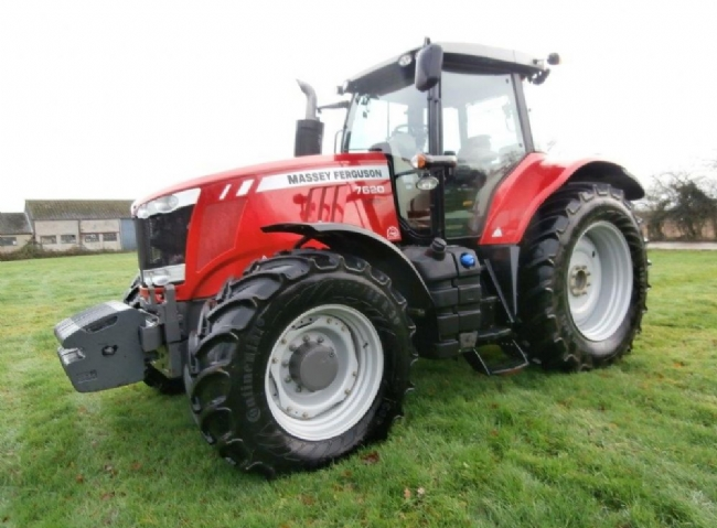 Massey Ferguson MF 7620 Dyna 6 Exclusive - SOLD