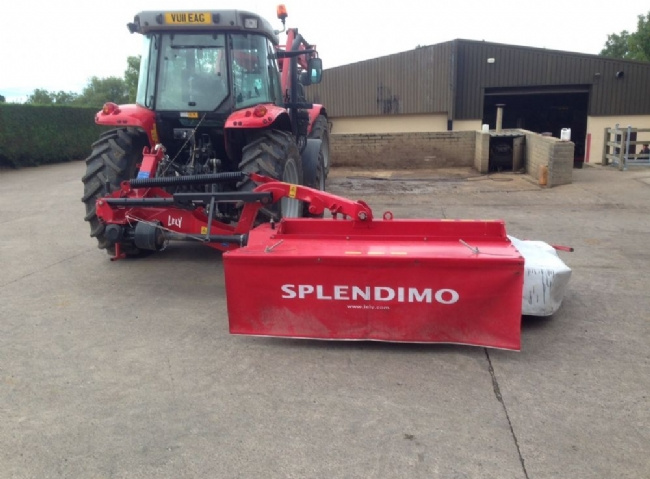 Lely Lely 240MC Mower Conditioner