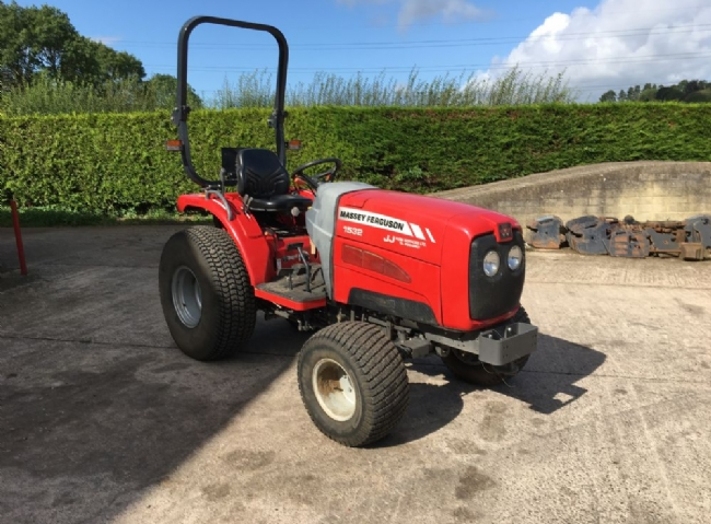 JJ Farm Services Ltd - New, Used Tractors and Agricultural