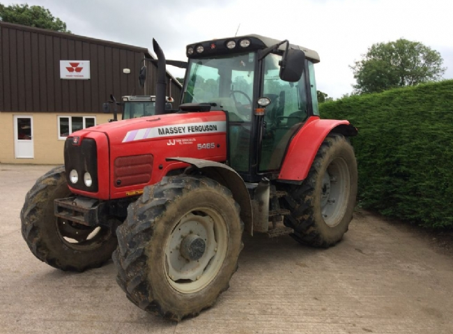 Massey Ferguson MF 5465 T2 - SOLD