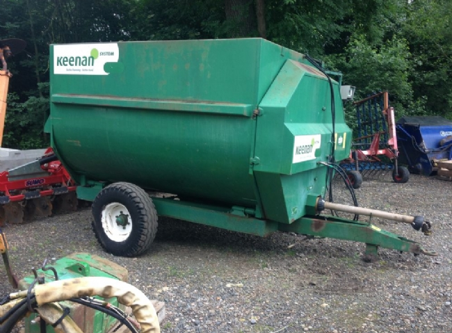 Keenan 100 Diet Feeder