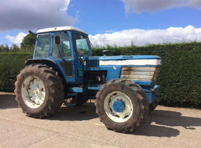 Ford TW 35 - SOLD