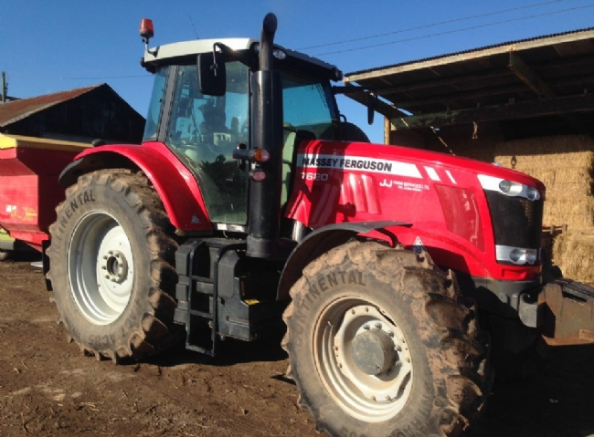 Massey Ferguson MF 7620 Efficient
